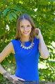 Miss Austria Fotoshooting - Schlosspark Schönbrunn - Fr 04.07.2014 - Julia FURDEA53