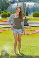 Miss Austria Fotoshooting - Schlosspark Schönbrunn - Fr 04.07.2014 - Julia FURDEA55