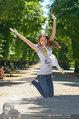 Miss Austria Fotoshooting - Schlosspark Schönbrunn - Fr 04.07.2014 - Julia FURDEA6