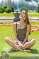 Miss Austria Fotoshooting - Schlosspark Schönbrunn - Fr 04.07.2014 - Julia FURDEA63