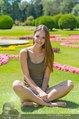 Miss Austria Fotoshooting - Schlosspark Schönbrunn - Fr 04.07.2014 - Julia FURDEA64