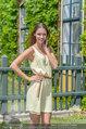 Miss Austria Fotoshooting - Schlosspark Schönbrunn - Fr 04.07.2014 - Julia FURDEA74