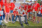 SuperFit mit Thomas Morgenstern - Altes AKH - Mo 07.07.2014 - Thomas MORGENSTERN14