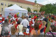SuperFit mit Thomas Morgenstern - Altes AKH - Mo 07.07.2014 - 16