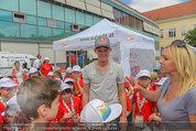 SuperFit mit Thomas Morgenstern - Altes AKH - Mo 07.07.2014 - Thomas MORGENSTERN21