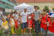 SuperFit mit Thomas Morgenstern - Altes AKH - Mo 07.07.2014 - Thomas MORGENSTERN26