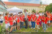 SuperFit mit Thomas Morgenstern - Altes AKH - Mo 07.07.2014 - Thomas MORGENSTERN28