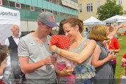 SuperFit mit Thomas Morgenstern - Altes AKH - Mo 07.07.2014 - Thomas MORGENSTERN, Regina KAIL33