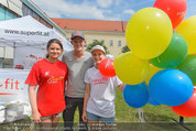 SuperFit mit Thomas Morgenstern - Altes AKH - Mo 07.07.2014 - Thomas MORGENSTERN9