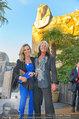 St. Margarethen AIDA Premiere - Römersteinbruch St. Margarethen - Mi 09.07.2014 - Waterloo Hansi KREUZMAYR mit Ehefrau Andrea115