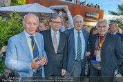 St. Margarethen AIDA Premiere - Römersteinbruch St. Margarethen - Mi 09.07.2014 - Peter ELSTNER, Alexander WRABETZ, Karl BLECHA, Sigi BERGMANN59