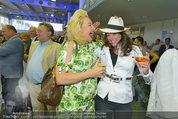 Promi Beachvolleyball KickOff - MegaDenzel Erdberg - Mo 14.07.2014 - Andrea BUDAY, Vera RUSSWURM23
