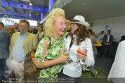 Promi Beachvolleyball KickOff - MegaDenzel Erdberg - Mo 14.07.2014 - Andrea BUDAY, Vera RUSSWURM24