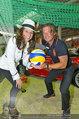 Promi Beachvolleyball KickOff - MegaDenzel Erdberg - Mo 14.07.2014 - Vera RUSSWURM, Frenkie SCHINKELS28