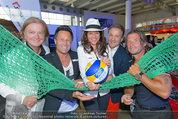 Promi Beachvolleyball KickOff - MegaDenzel Erdberg - Mo 14.07.2014 - Vera RUSSWURM, Frenkie SCHINKELS, K.FAIST, Hans ENN, P.HOFBAUER33