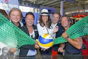 Promi Beachvolleyball KickOff - MegaDenzel Erdberg - Mo 14.07.2014 - Vera RUSSWURM, Frenkie SCHINKELS, K.FAIST, Hans ENN, P.HOFBAUER36