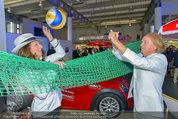 Promi Beachvolleyball KickOff - MegaDenzel Erdberg - Mo 14.07.2014 - Vera RUSSWURM, Peter HOFBAUER38