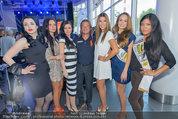 Promi Beachvolleyball KickOff - MegaDenzel Erdberg - Mo 14.07.2014 - Frenkie SCHINKELS, Carmen STAMBOLI mit Missen, Models44