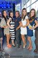 Promi Beachvolleyball KickOff - MegaDenzel Erdberg - Mo 14.07.2014 - Frenkie SCHINKELS, Carmen STAMBOLI mit Missen, Models45