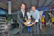 Promi Beachvolleyball KickOff - MegaDenzel Erdberg - Mo 14.07.2014 - Gregor GLANZ, Kurt ELSASSER59