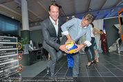 Promi Beachvolleyball KickOff - MegaDenzel Erdberg - Mo 14.07.2014 - Gregor GLANZ, Kurt ELSASSER60