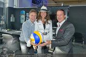 Promi Beachvolleyball KickOff - MegaDenzel Erdberg - Mo 14.07.2014 - Gregor GLANZ, Vera RUSSWURM, Kurt ELSASSER68