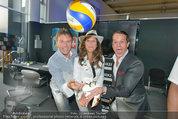 Promi Beachvolleyball KickOff - MegaDenzel Erdberg - Mo 14.07.2014 - Gregor GLANZ, Vera RUSSWURM, Kurt ELSASSER69