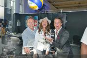 Promi Beachvolleyball KickOff - MegaDenzel Erdberg - Mo 14.07.2014 - Gregor GLANZ, Vera RUSSWURM, Kurt ELSASSER70