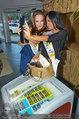 Promi Beachvolleyball KickOff - MegaDenzel Erdberg - Mo 14.07.2014 - Samatha SALOMON, Vina Aquarina RAKAMIT79