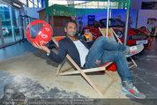 Promi Beachvolleyball KickOff - MegaDenzel Erdberg - Mo 14.07.2014 - Fadi MERZA87