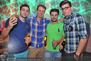 Schabernacht - Säulenhalle - Fr 18.07.2014 - 19