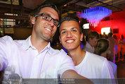 Fete Blanche - Fabrik Saag - Fr 25.07.2014 - 12