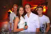 Fete Blanche - Fabrik Saag - Fr 25.07.2014 - 15