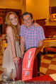 Lindsey Lohan PK und Autogrammstunde - PlusCity Linz - Sa 26.07.2014 - Lindsey LOHAN, Norman SCHENZ110