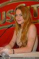 Lindsey Lohan PK und Autogrammstunde - PlusCity Linz - Sa 26.07.2014 - Lindsey LOHAN30