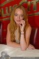 Lindsey Lohan PK und Autogrammstunde - PlusCity Linz - Sa 26.07.2014 - Lindsey LOHAN31