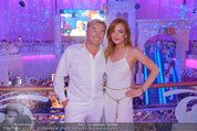 Weisses Fest - PlusCity Linz - Sa 26.07.2014 - Lindsey LOHAN, Ernst KIRCHMAYR102