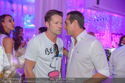 Weisses Fest - PlusCity Linz - Sa 26.07.2014 - HC Heinz-Christian STRACHE, Bruno EYRON124