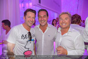 Weisses Fest - PlusCity Linz - Sa 26.07.2014 - HC Heinz-Christian STRACHE, Bruno EYRON, Ernst KIRCHMAYR126