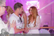 Weisses Fest - PlusCity Linz - Sa 26.07.2014 - Lindsey LOHAN Bruno EYRON151