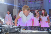 Weisses Fest - PlusCity Linz - Sa 26.07.2014 - Oliver POCHER, Lindsey LOHAN188
