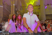 Weisses Fest - PlusCity Linz - Sa 26.07.2014 - Oliver POCHER, Lindsey LOHAN200