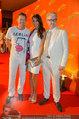 Weisses Fest - PlusCity Linz - Sa 26.07.2014 - Bruno EYRON mit Ehefrau62