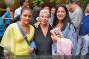 Wachaufestspiele Premiere - Teisenhoferhof Weissenkirchen - Mi 30.07.2014 - Jazz GITTI mit Tochter Schomit und Enkeltochter Naima23