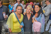 Wachaufestspiele Premiere - Teisenhoferhof Weissenkirchen - Mi 30.07.2014 - Jazz GITTI mit Tochter Schomit und Enkeltochter Naima24