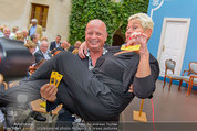 Wachaufestspiele Premiere - Teisenhoferhof Weissenkirchen - Mi 30.07.2014 - Jazz GITTI nach Di�t, Gery LUX29