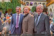 Wachaufestspiele Premiere - Teisenhoferhof Weissenkirchen - Mi 30.07.2014 - Marcus STRAHL, Erwin HAMESEDER, Hubert SCHULTES8