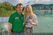 Beachvolleyball VIPs - Centrecourt Klagenfurt - Fr 01.08.2014 - Larissa MAROLT, Hannes JAGERHOFER11