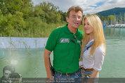 Beachvolleyball VIPs - Centrecourt Klagenfurt - Fr 01.08.2014 - Larissa MAROLT, Hannes JAGERHOFER12