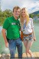 Beachvolleyball VIPs - Centrecourt Klagenfurt - Fr 01.08.2014 - Larissa MAROLT, Hannes JAGERHOFER15